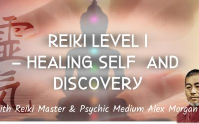 "Reiki Level 1 – ""Healing Self & Discovery"""