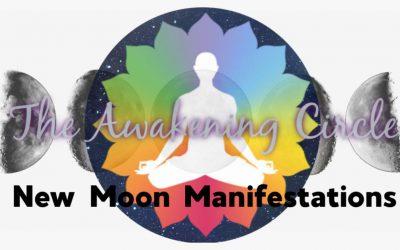 The Awakening Circle – New Moon Manifestations